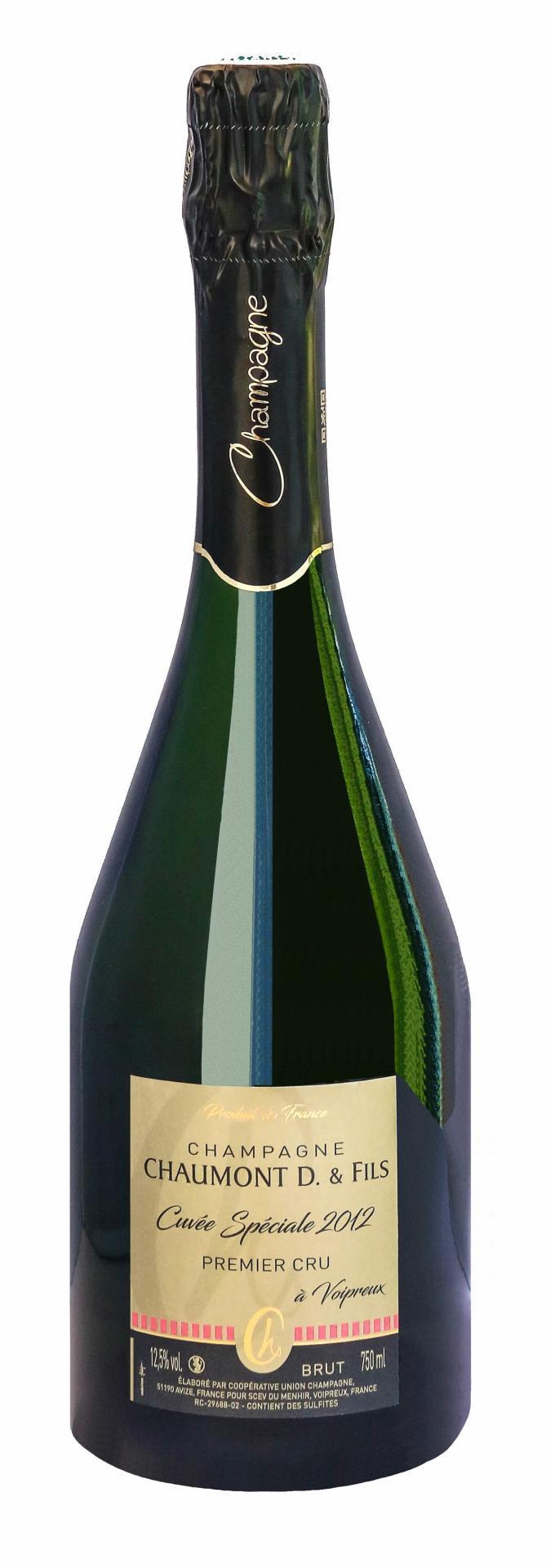 Cuvée Spéciale 2012